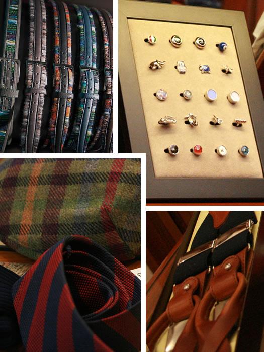 ca2919fea52a Accessori uomo Bologna  cinture cravatte sciarpe